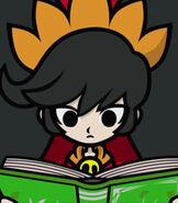 Ashley in Game & Wario