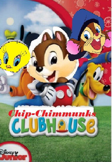 Chip Chipmunk Clubhouse