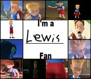 I'm A Lewis Fan