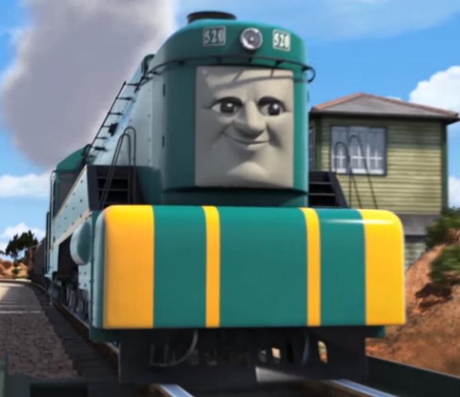 Shane the Australian Engine