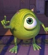 Mike in Monsters, Inc