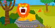 Pinkfong Lion