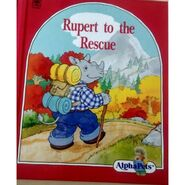 Rupert the rhinoceros-to-the-rescue