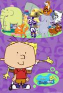 StanleyBob GriffPants (1999 TV-series)- Poster