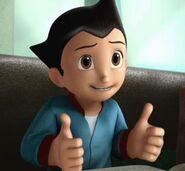 Toby Tenma smile