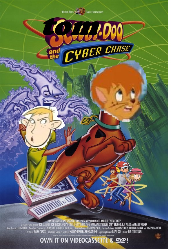 Tom Doo and the Cyber Chase