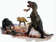 Tyrannosaurids-encyclopedia-3dda