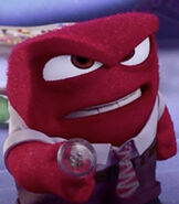 Anger in Inside Out