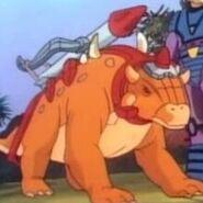 ArmoredAnkylosaur