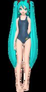 Dreamy theater 1st swimwear s miku by tuni kun dazkyx2-pre