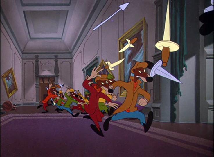 Weasels (Disney)