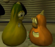 Jimmy and jerry gourd smiling with teeth 2