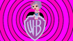 Pillow Featherbed Riding the W.B. Logo