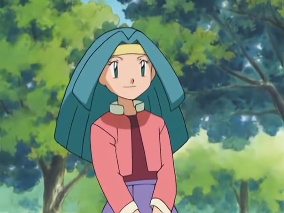 Samantha (Pokemon)