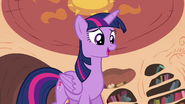 Twilight why do you want to become S4E15