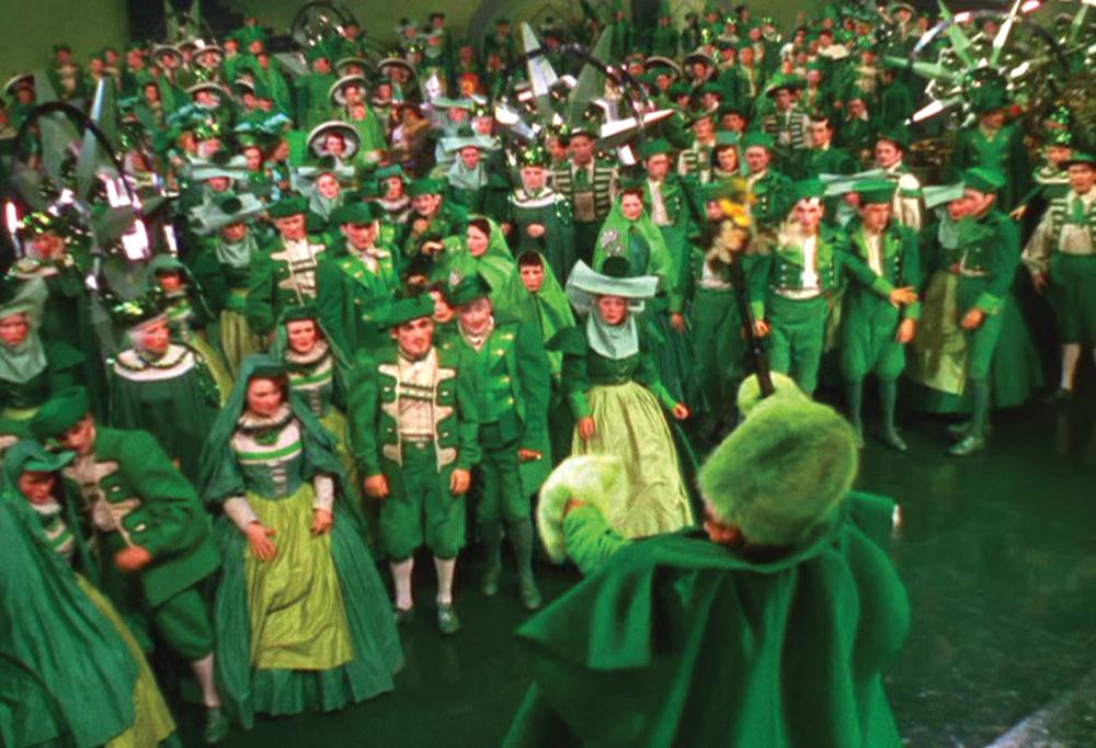 The Emerald City People