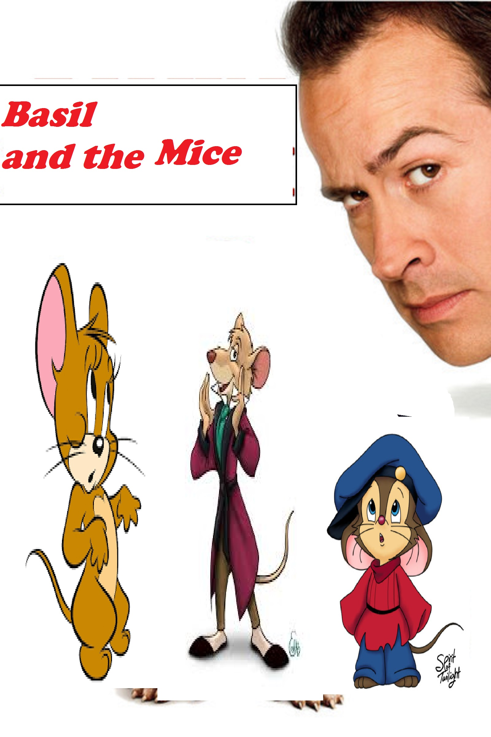 Basil and the Mice