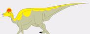 Corythosaurus-100-dinosaurs-500-subscribers