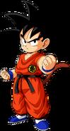 DBZ Young Goku