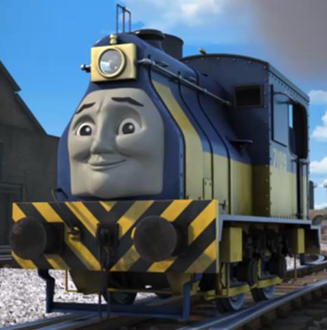 Logan (Thomas and Friends)