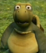 Verne in Over the Hedge (Video Game)