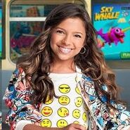 Babe from Game Shakers S2