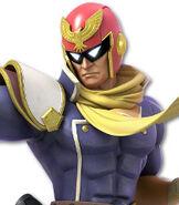Captain Falcon in Super Smash Bros. Ultimate