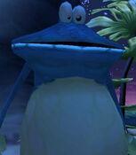 Globox in Rayman 3- Hoodlum Havoc