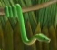 Little Einsteins Green Snake