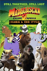 Madagascar- Escape 2 Africa (S&Z Style) Poster.png