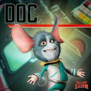 Mr Doc (Escape from Planet Earth)