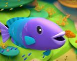 Purple anthias