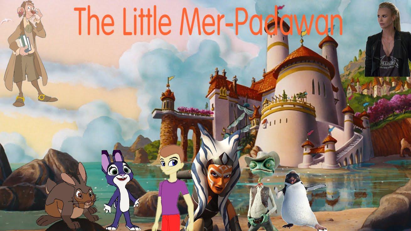 The Little Mer-Padawn