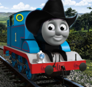 Thomas with cowboy hat 5