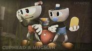 Cuphead & Mugman