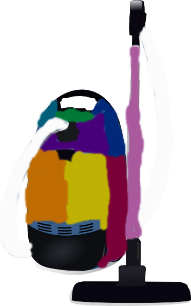 Vacuum Cleaner (Elmo's World OC)