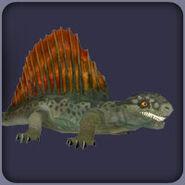 Dimetrodon (Blue Fang)