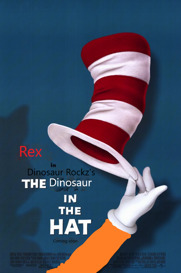 The Dinosaur in the Hat (2003)