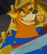 Don Karnage in TaleSpin