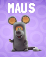 Mouse ABC Stop Motion