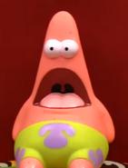 Patrick Star in SuperMarioLogan