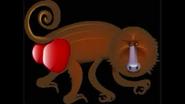 Safari Island Baboon