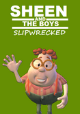 Sheen and the boys slipwrecked poster