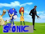 Sonic (Shrek)