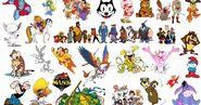 The Cartoon Characters (The Cartoon Characters Movie)