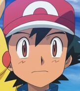 Ash Ketchum in Pokemon the Movie Hoopa and the Clash of Ages