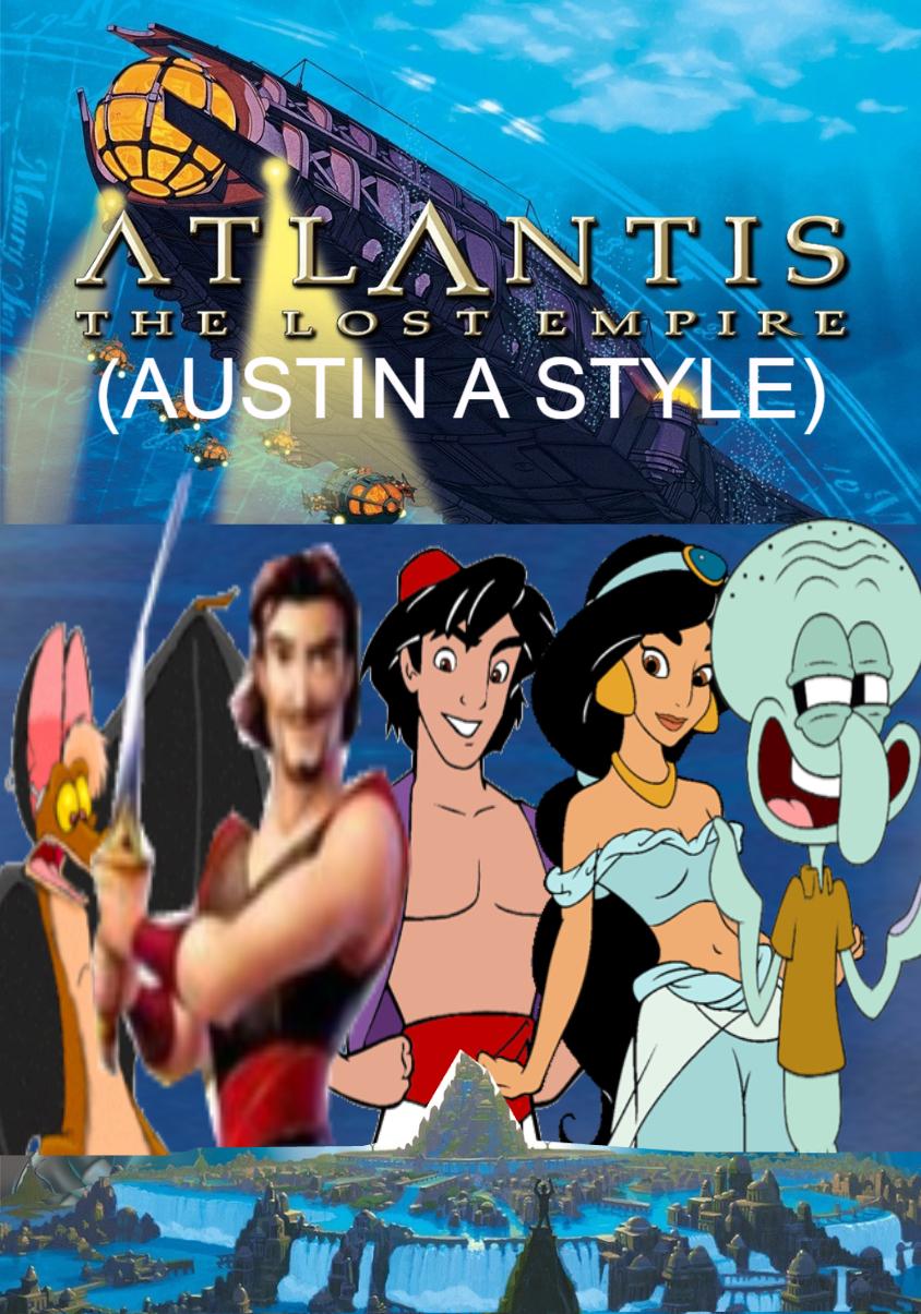 Atlantis (Austin A Style): The Lost Empire