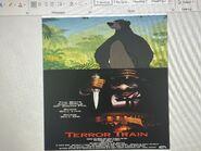 Baloo Hates Terror Train