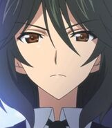 Chifuyu Orimura in Infinite Stratos 2