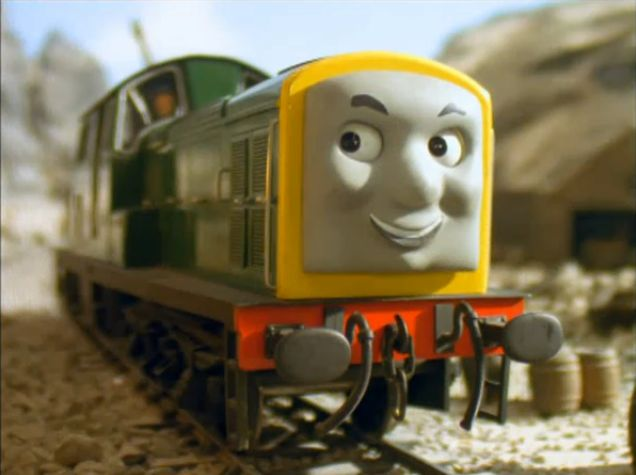 Derek (Thomas and Friends)